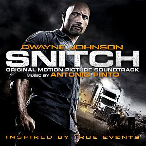 Snitch Original Motion Picture Soundtrack. Лицевая сторона . Click to zoom.