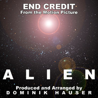End Credit From the Motion Picture: Alien Cover - Single. Передняя обложка. Click to zoom.