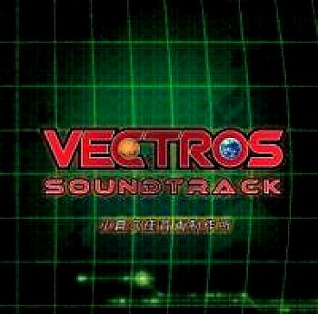 Vectros Soundtrack. Front. Click to zoom.