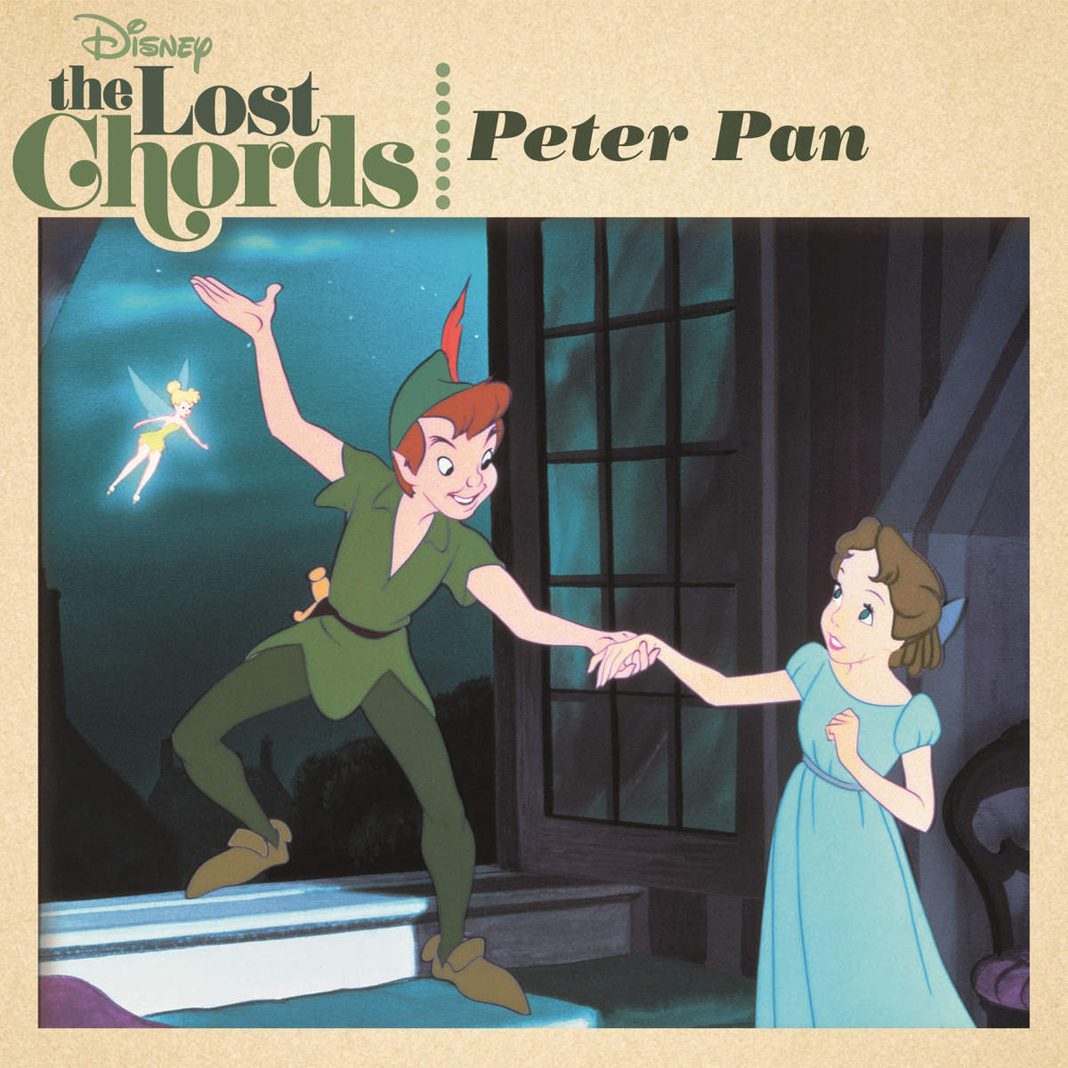 The lost chords peter pan hexwebz Images