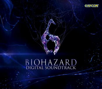 BIOHAZARD 6 Digital Soundtrack. Front. Click to zoom.