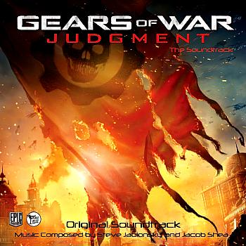 Gears Of War: Judgment The Soundtrack. Front. Click to zoom.