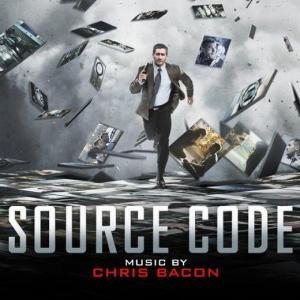 Source Code - Original Motion Picture Soundtrack. Лицевая сторона . Click to zoom.