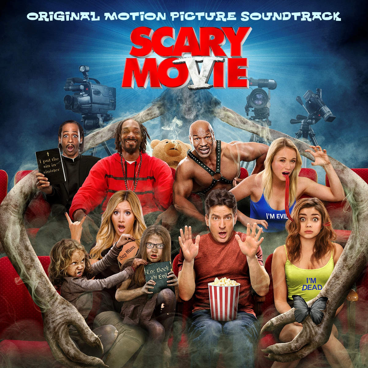 scary movie 5 original motion picture soundtrack