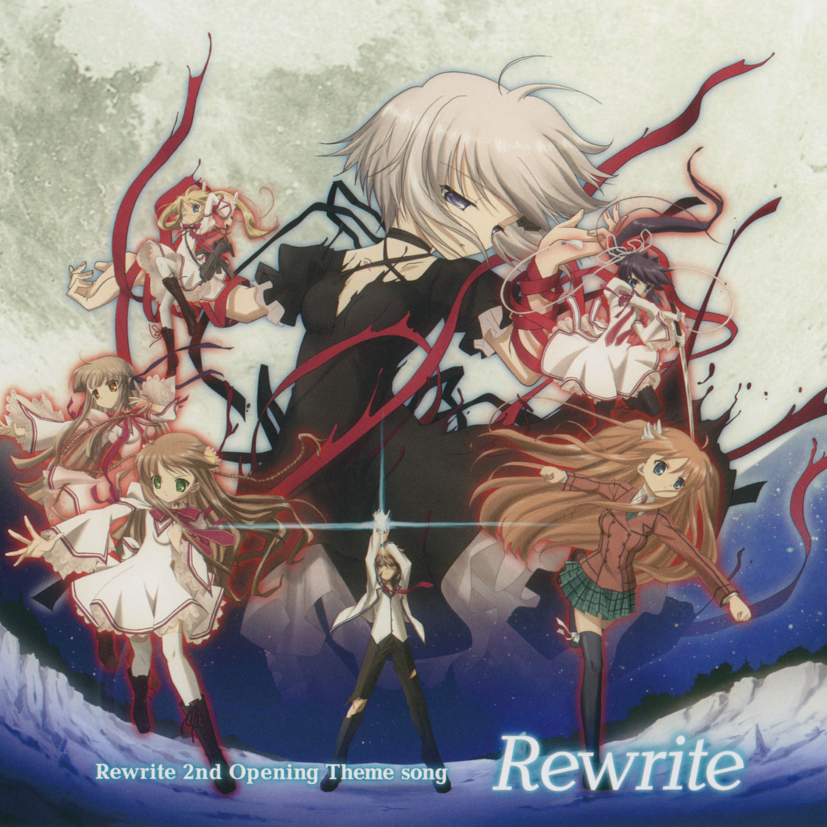 Rewrite 2nd Opening Theme song...