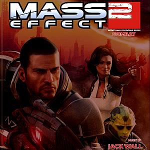 Mass Effect 2: Combat Additional Videogame Score. Лицевая сторона. Click to zoom.