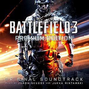 Battlefield 3 Premium Edition Original Soundtrack. Лицевая сторона . Click to zoom.