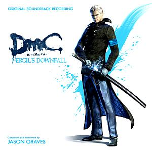 DmC Devil May Cry: Vergil's Downfall Original Soundtrack Recording. Лицевая сторона. Click to zoom.