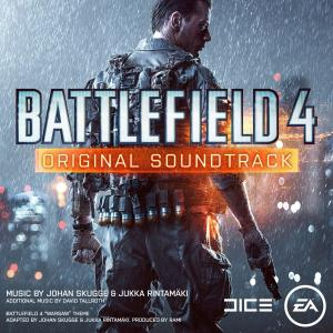 Battlefield 4 Original Soundtrack. Лицевая сторона (Hi-Res). Click to zoom.
