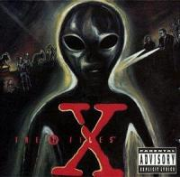 Songs In The Key Of X: Music From And Inspired By The X-Files. Передняя обложка . Click to zoom.