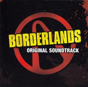 Borderlands Original Soundtrack. Front. Click to zoom.