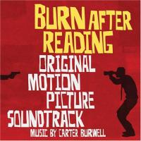 Burn After Reading - Original Motion Picture Soundtrack. Передняя обложка . Click to zoom.
