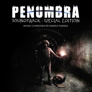 Penumbra Special Edition Soundtrack. Передняя обложка . Click to zoom.