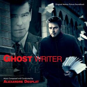 Ghost Writer - Original Motion Picture Soundtrack, The. Передняя обложка . Click to zoom.