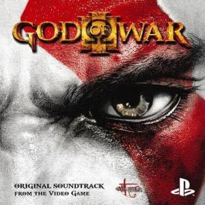 God of War III: Original Soundtrack From The Video Game. Передняя обложка . Click to zoom.