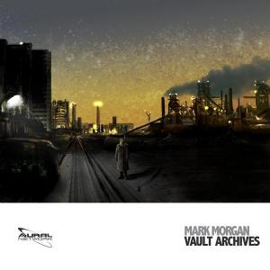 Mark Morgan - Vault Archives: Fallout Remastered Soundtracks. Передняя обложка . Click to zoom.
