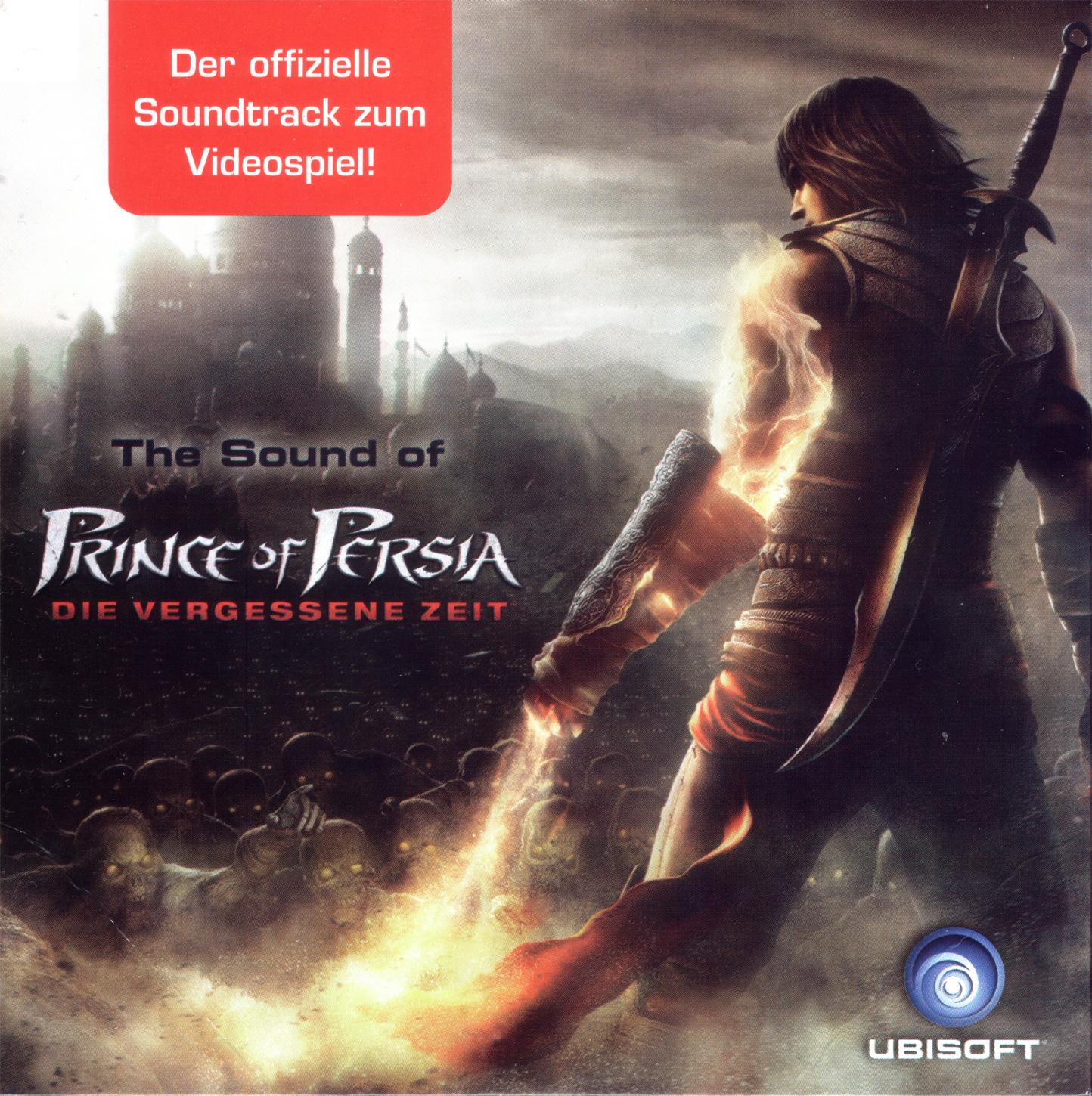 The Sound Of Prince Of Persia The Forgotten Sands Muzyka Iz Igry