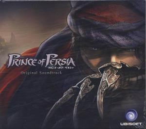 Prince of Persia Original Soundtrack. Front. Click to zoom.