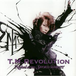 Naked arms/SWORD SUMMIT / T.M.Revolution (Animation Version) [Limited Edition]. Front. Click to zoom.