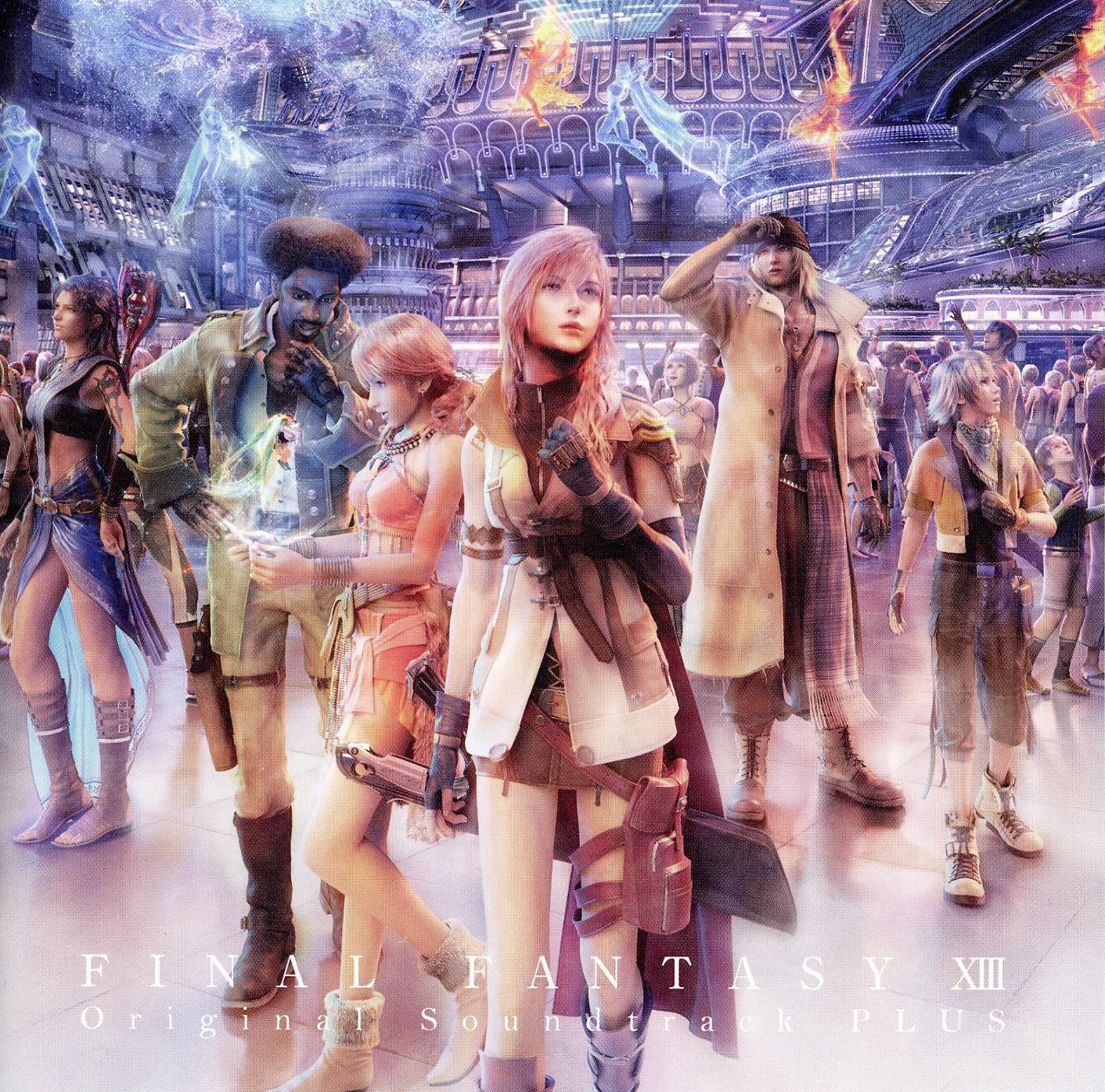 Final Fantasy XIII Original Soundtrack (Plus) - Masashi Hamauzu
