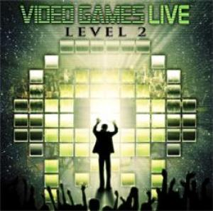 VIDEO GAMES LIVE: LEVEL 2. Front. Click to zoom.