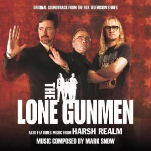 Lone Gunmen / Harsh Realm - Original Soundtrack From The Fox Television Series, The. Лицевая сторона . Click to zoom.