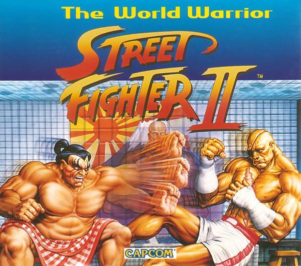 Street Fighter 2 Online