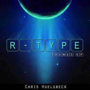 R-Type Themes EP. Front. Click to zoom.