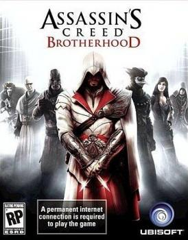 Assassin's Creed: Brotherhood. Лицевая сторона . Click to zoom.