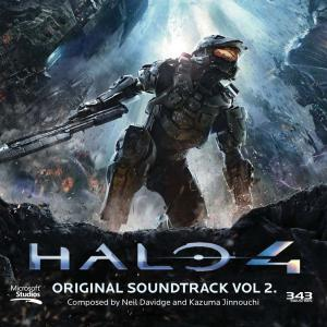 HALO 4 ORIGINAL SOUNDTRACK VOL 2.. Лицевая сторона . Click to zoom.