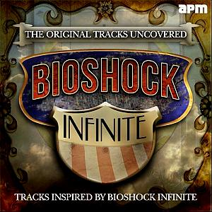 Original Songs Uncovered Tracks Inspired By Bioshock Infinite, The. Лицевая сторона. Click to zoom.
