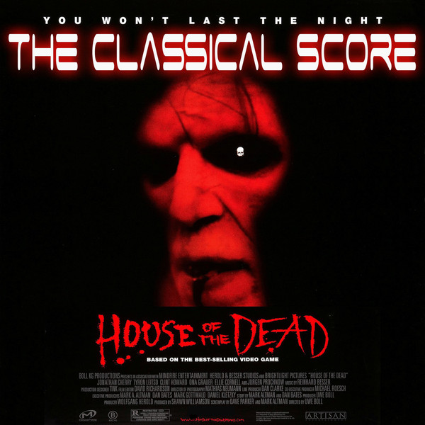 House of the dead the classical score original soundtrack for Housse of the dead