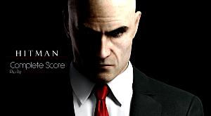 Hitman: Absolution (Complete Score). Фанатская обложка. Click to zoom.