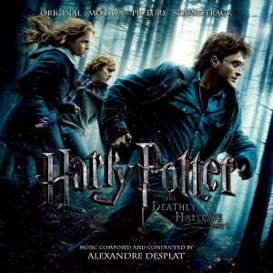Harry Potter & Deathly Hallows Part 1 Original Motion Picture Soundtrack. Лицевая сторона. Click to zoom.
