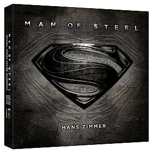 Man of Steel Original Soundtrack Limited Deluxe. Лицевая сторона . Click to zoom.