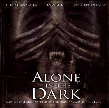 Alone in the Dark: Music from and Inspired by the Original Motion Picture. Front (small). Click to zoom.