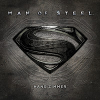 Man of Steel: Original Motion Picture Soundtrack Deluxe Edition. Передняя обложка. Click to zoom.