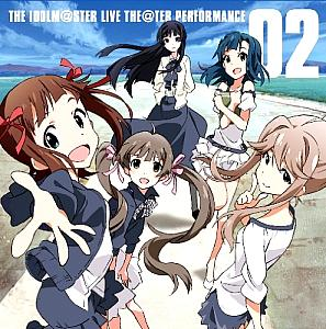 IDOLM@STER LIVE THE@TER PERFORMANCE 02, The. Front. Click to zoom.