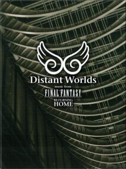 FINAL FANTASY Returning home, Distant Worlds music from. Box Front. Click to zoom.
