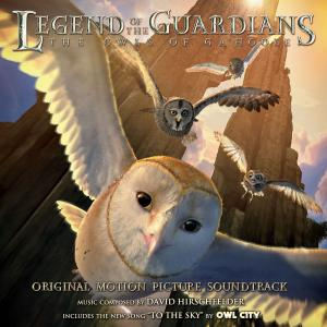 Legends Of The Guardians: The Owls Of Ga'hoole - Original Motion Picture Soundtrack. Front. Click to zoom.