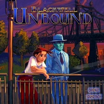 Blackwell Unbound Original Soundtrack. Front (small). Click to zoom.