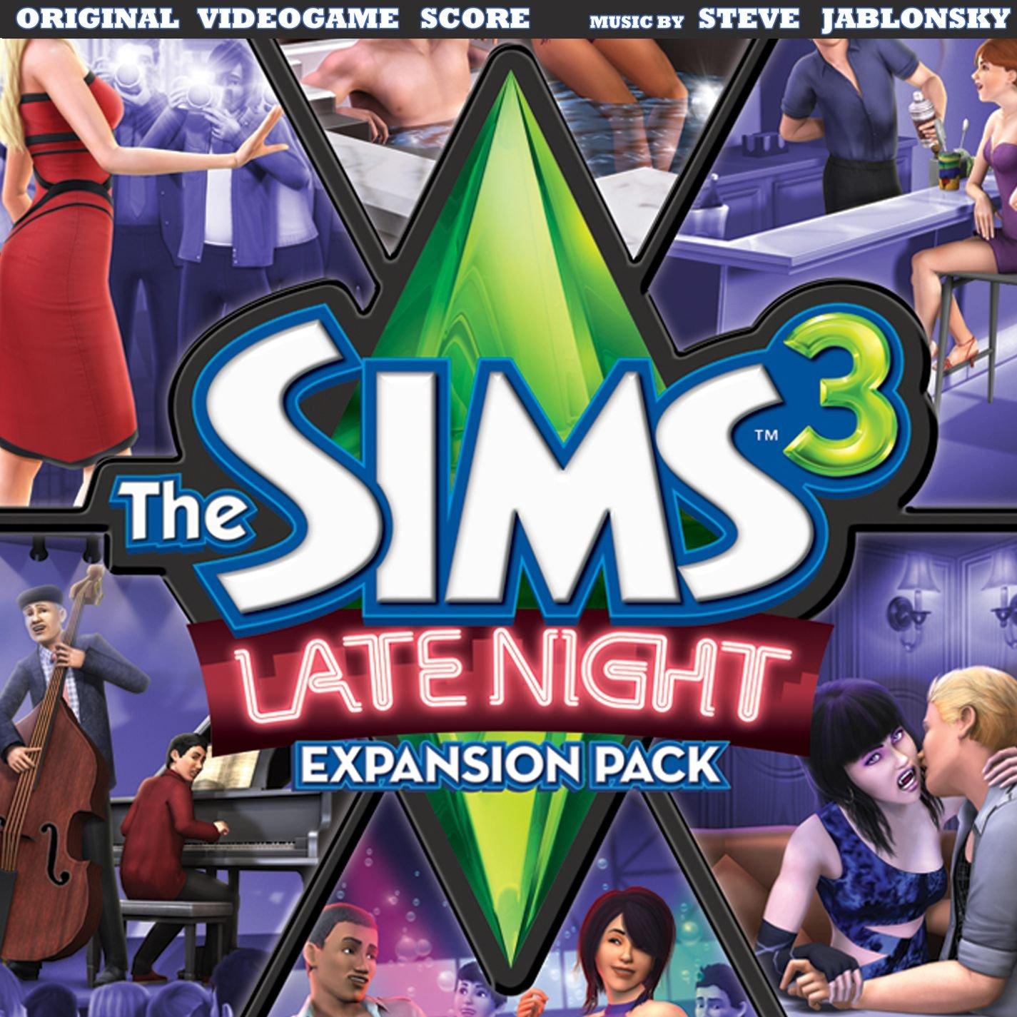 Скачать-мп3. Саундтрек к Sims 3 Late Night.