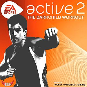 EA Sports Active 2: The Darkchild Workout. Лицевая сторона . Click to zoom.