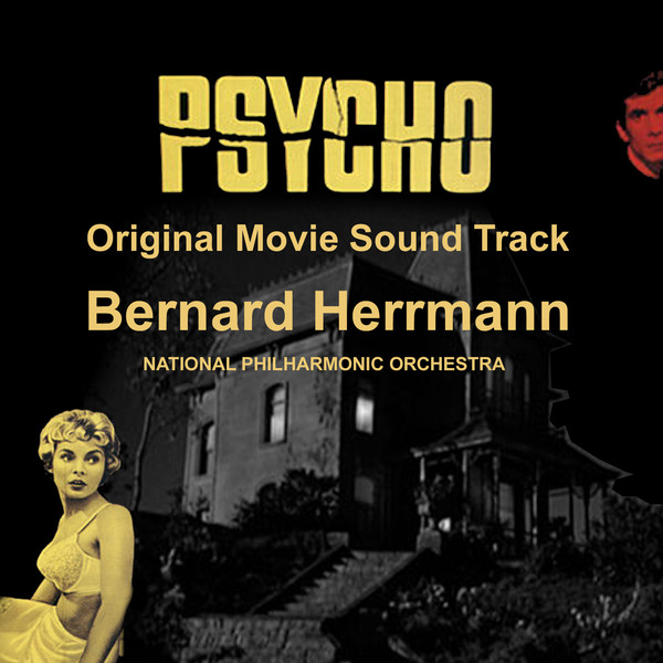 psycho original movie soundtrack