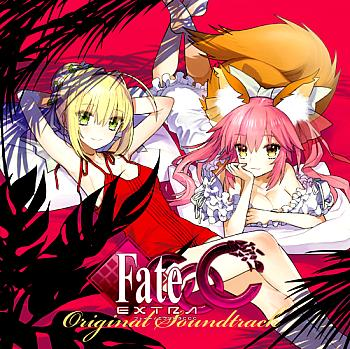 Fate/EXTRA CCC Original Soundtrack. Front. Click to zoom.