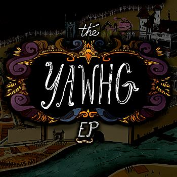 Yawhg EP, The. Front. Click to zoom.