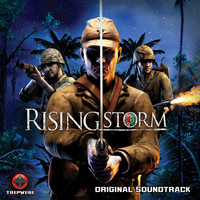 Rising Storm Original Soundtrack. Передняя обложка. Click to zoom.