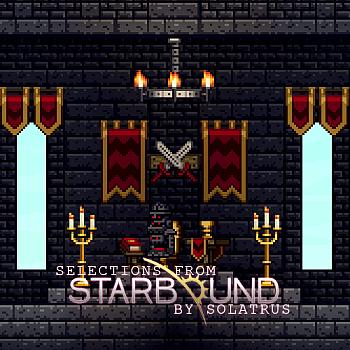 Selections From Starbound. Front. Click to zoom.