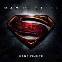 Man of Steel Original Motion Picture Soundtrack. Передняя обложка. Click to zoom.