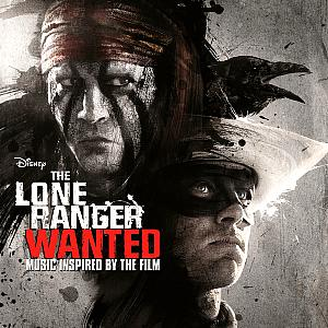 Lone Ranger: Wanted Music Inspired By the Film, The. Лицевая сторона . Click to zoom.